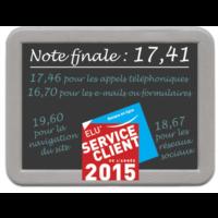 Pour la deuxième année consécutive,  BforBank Élu Service Client de l'Année
