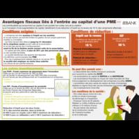 Ecoview n°12 : les avantages fiscaux liés à l'entrée au capital d'une PME