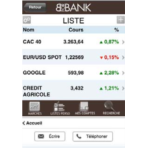 Application mobile BforBank